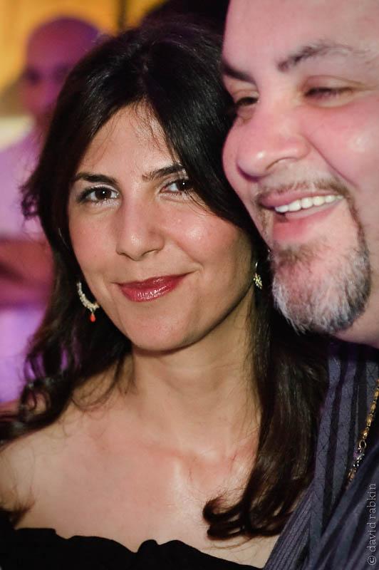 Sima and Arkadi