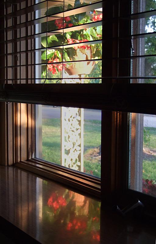 Windowsill Jewels by JolieO