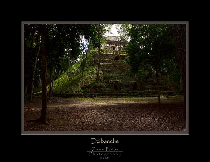 Dzibanche Temple-9