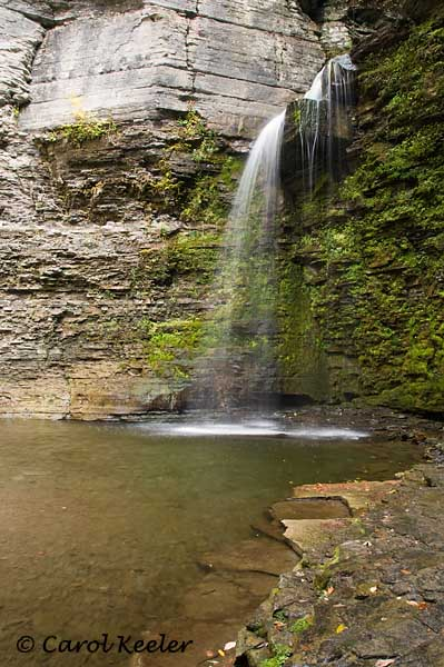 The Falls at Havana Glen