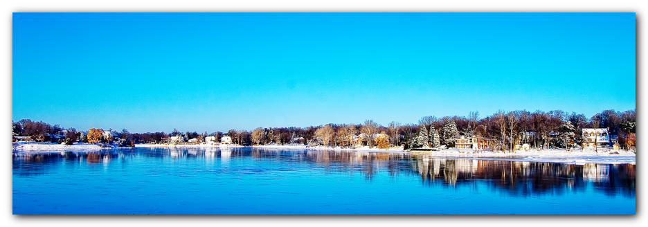 Winter Riverside
