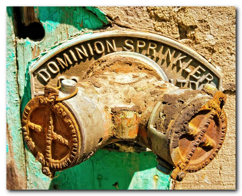 Dominion Sprinkler