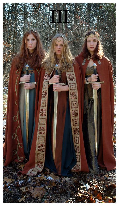 The Three of Swords