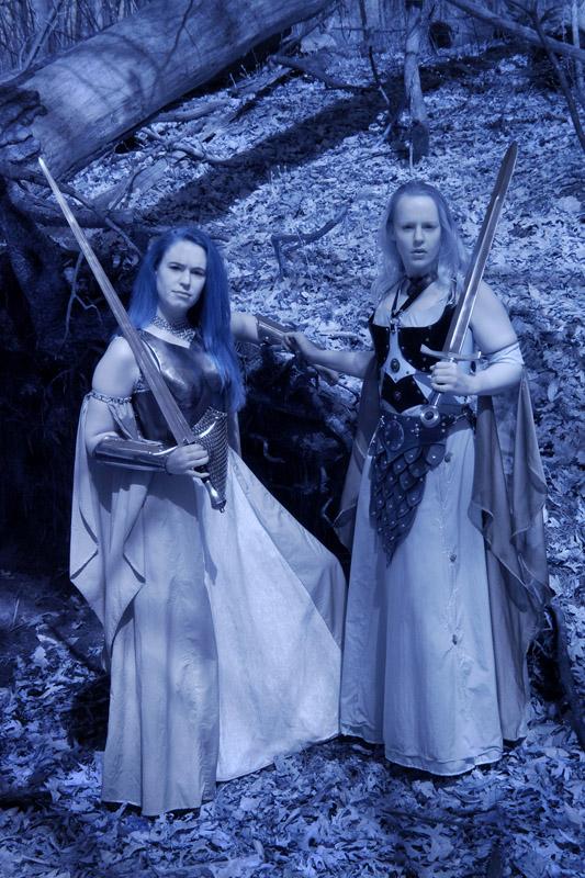 Nikcyi and Sarah