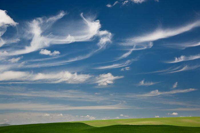 Alans clouds by Tim Clifton