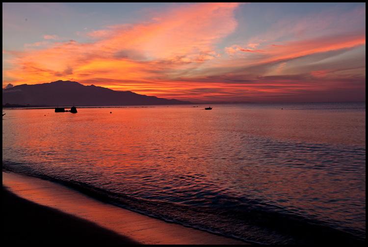 Seaworld Sunset