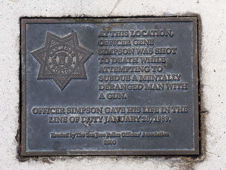 Officer Gene Simpson