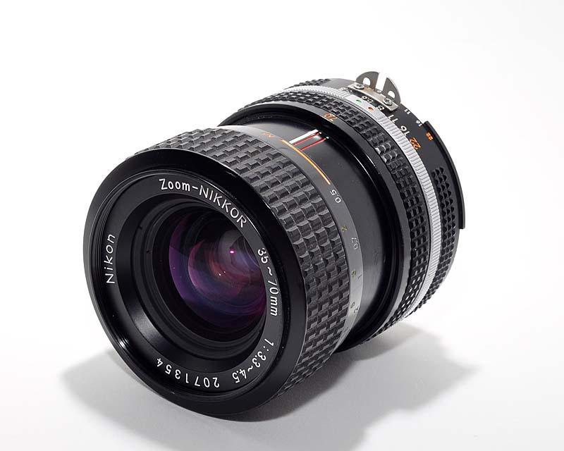 Nikkor 35-70mm zoom
