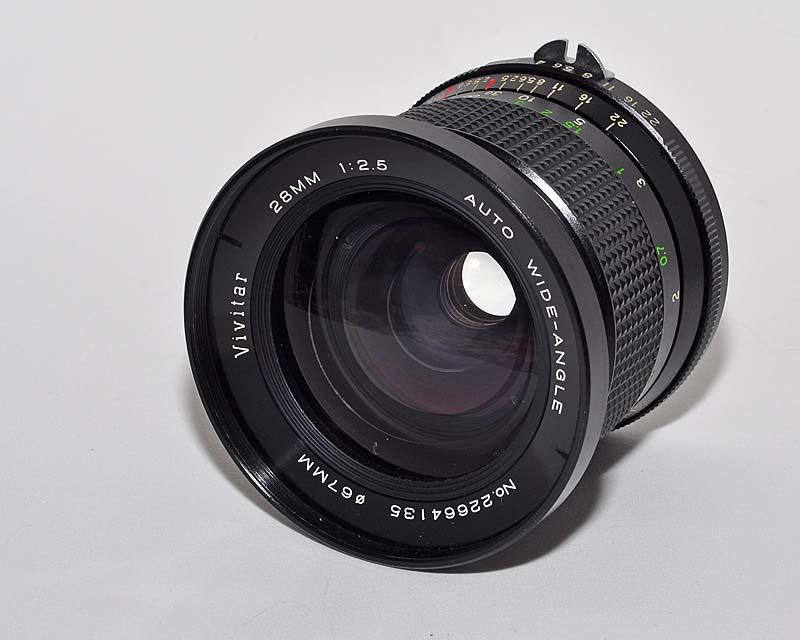 Vivitar 28mm F2.5
