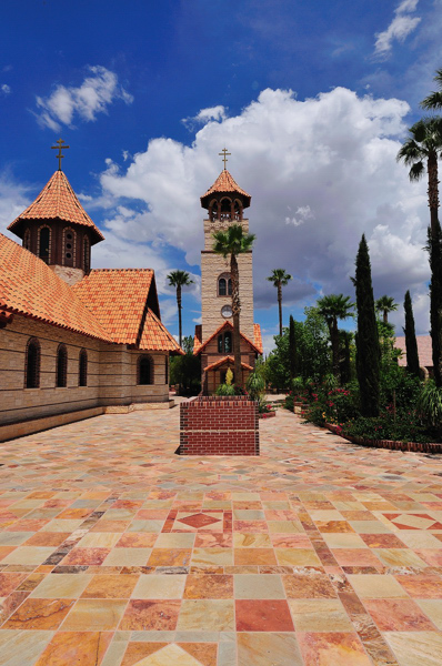 St Anthonys Monastery