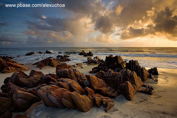 Praia do Barro Preto Aquiraz CE