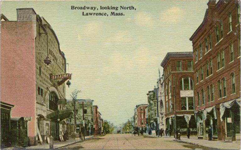 Broadway looking North
