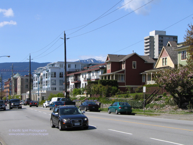 East 3rd Street, North Vancouver
