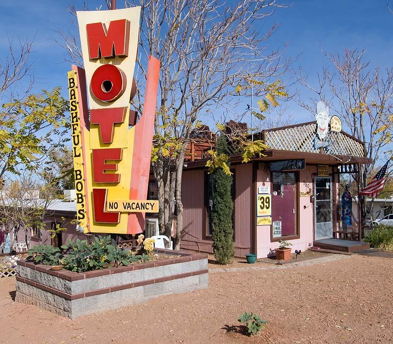 Bashful Bobs Motel
