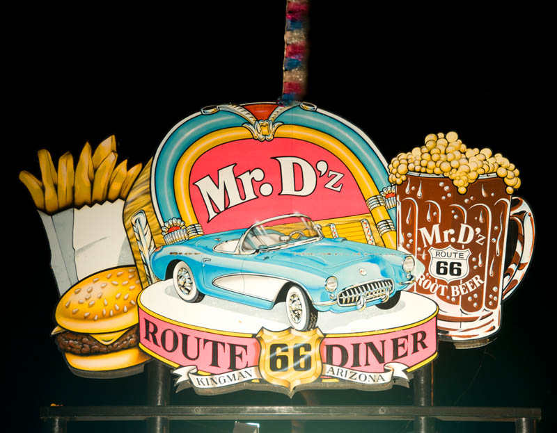 Mr. Dz Route 66 Diner
