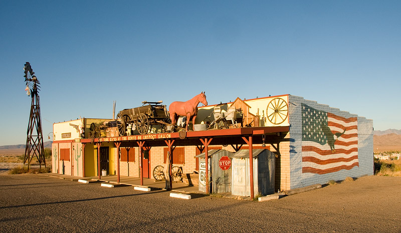 Outpost Saloon