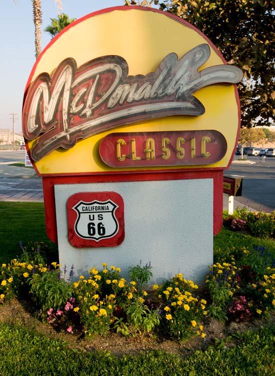 Classic McDonald