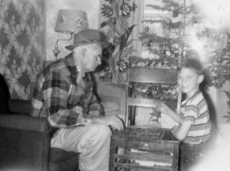 John Carl Helmick & Bill Taylor
