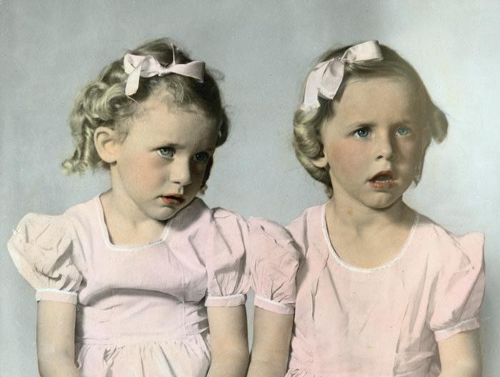 Barbara & Betty Taylor