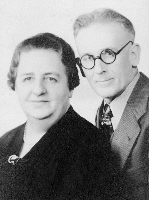 Kate & Verner Stumpf
