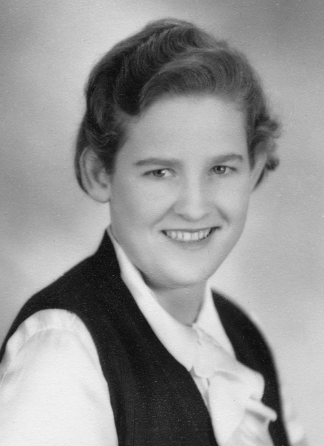 Violet Louise Helmick (Russell)