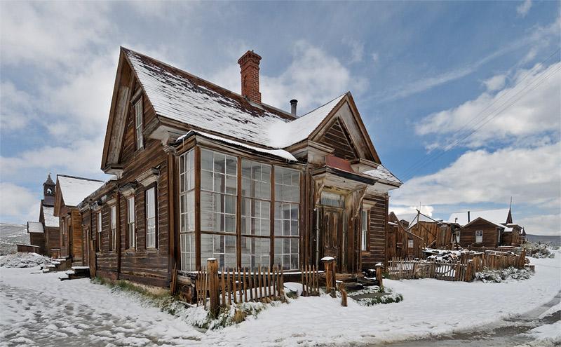 Residence of Mr. James Stuart Cain