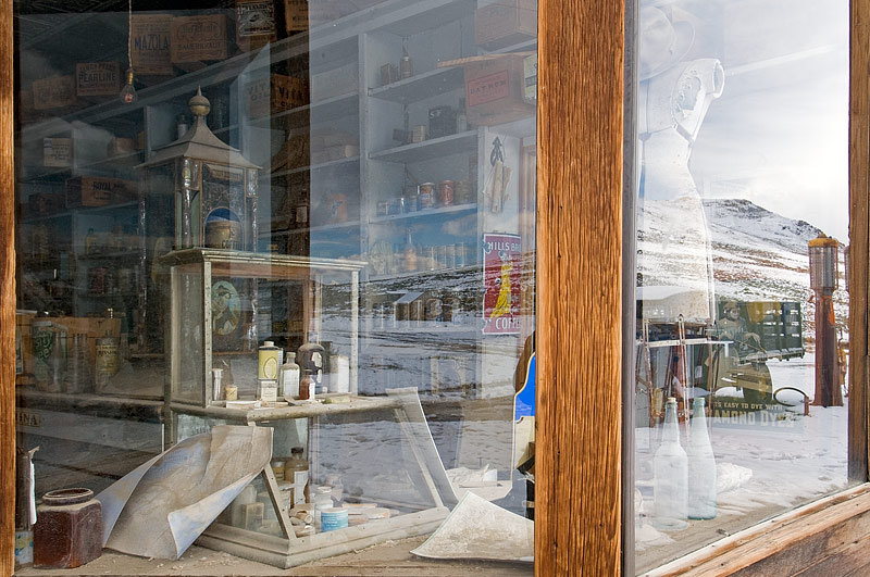 Reflections of Bodie