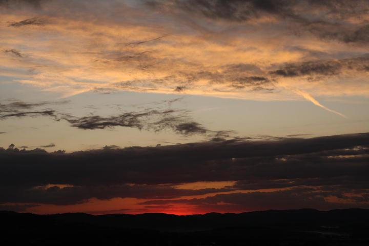 Sonnenaufgang / sun rise