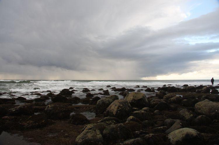 Beside the Ocean