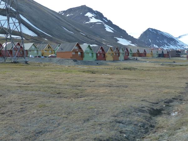 Spitzbergen - Longyearbarden