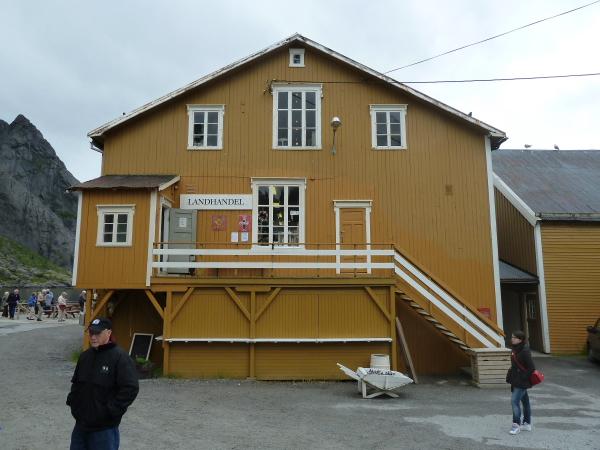 Lofoten Islands - Nusfjord
