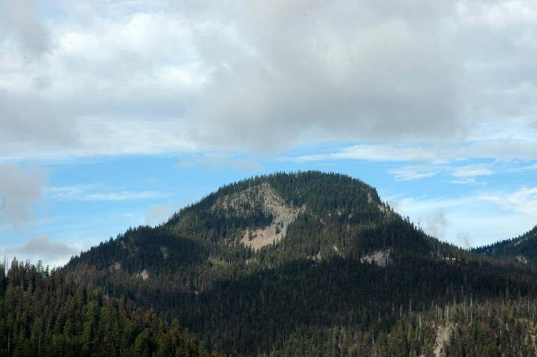 Rounded Mtn