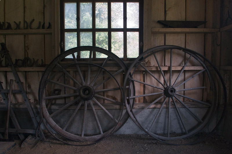 Wheels of age