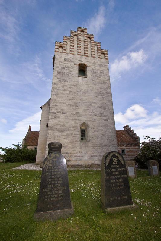 Stevns old Church
