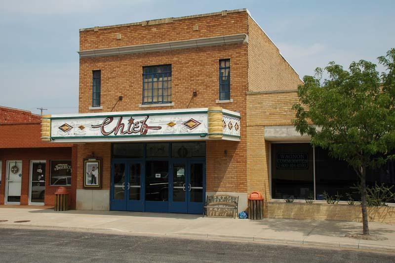 Chief Theater-Coldwater, KS