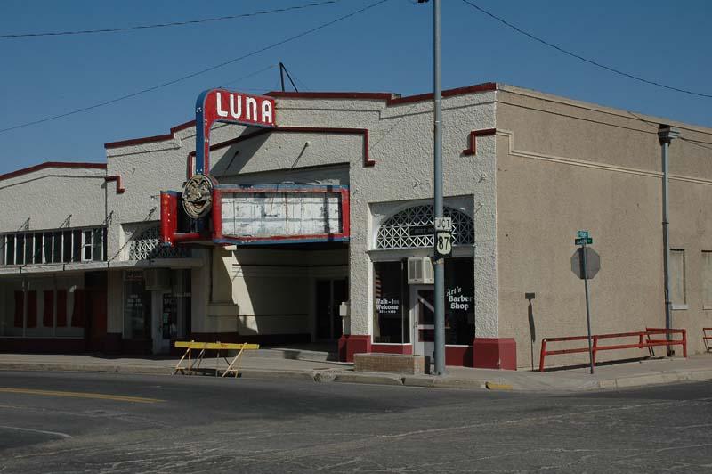 Luna Theater-Clayton, NM