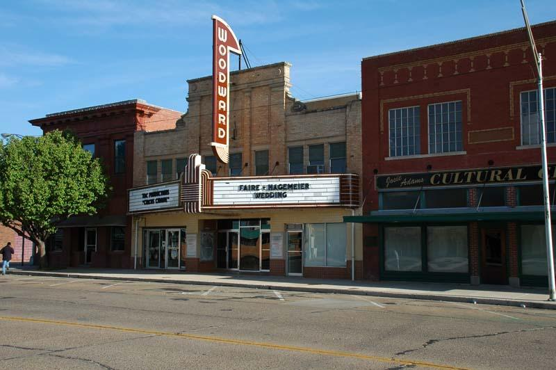 Woodward Theater-Woodward, OK