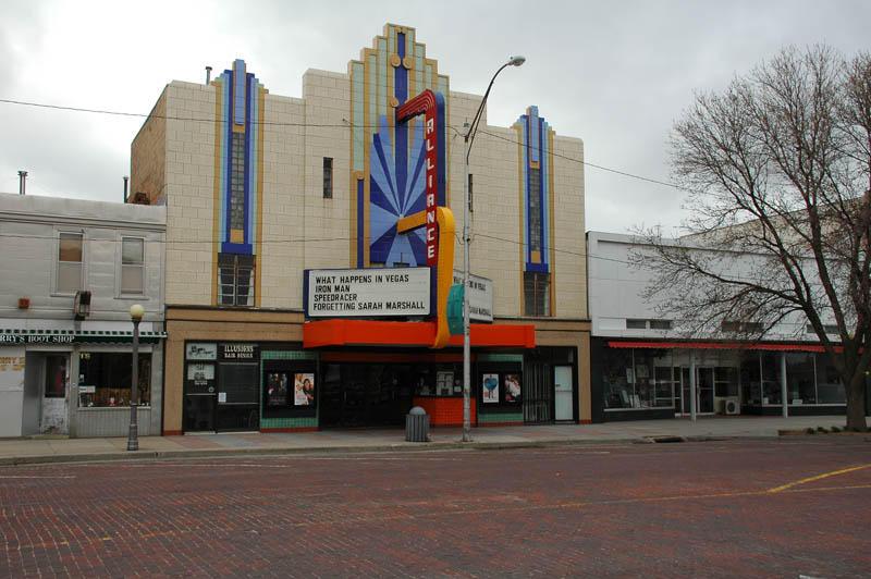 Alliance Theater-Alliance, NE