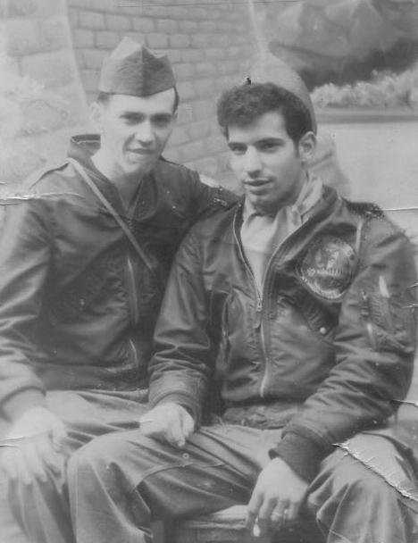 Mack Jones and George Portoukalian 1952