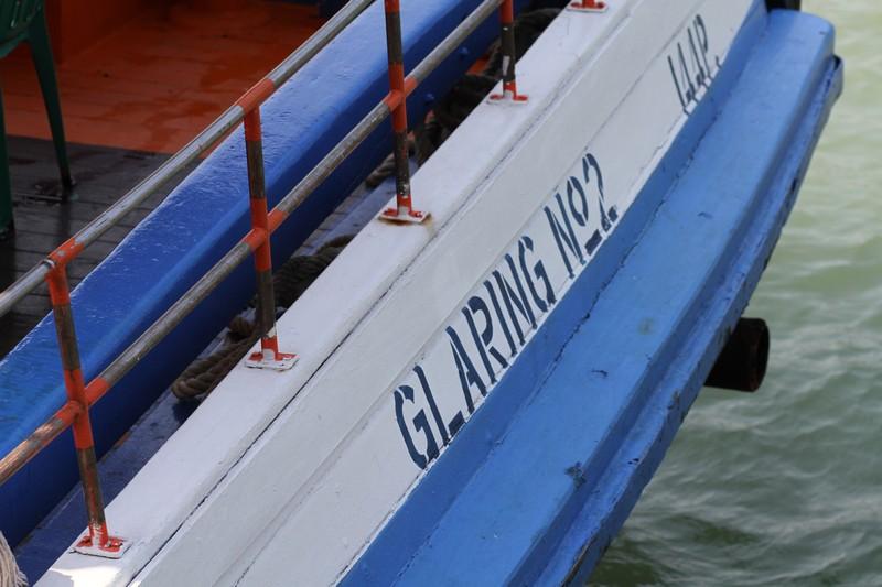 Ferry name;)