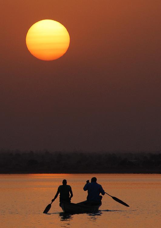 Sunset Silhouette