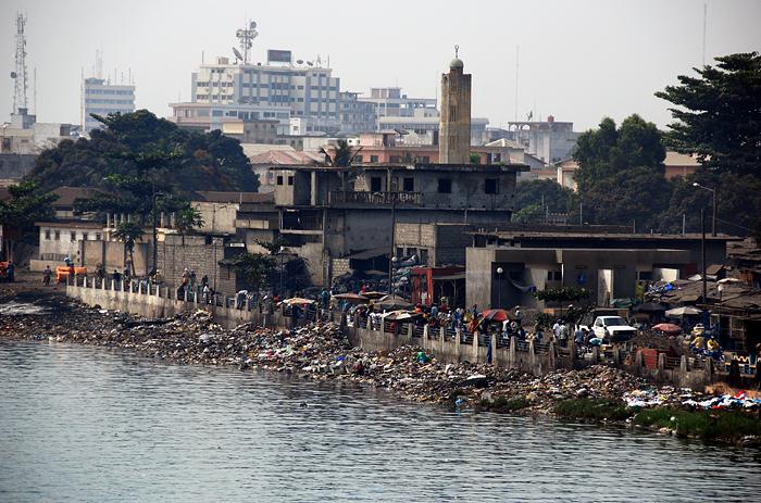 Rivers of Cotonou