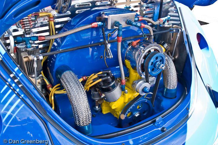 VW Engine #4