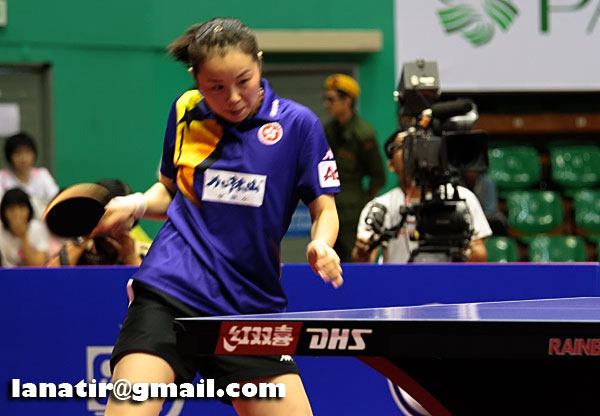 ITTF Table Tennis Womens World Cup 2008