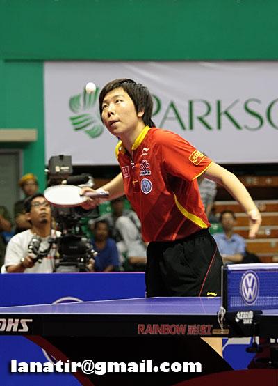 ITTF Table Tennis Womens World Cup 2008