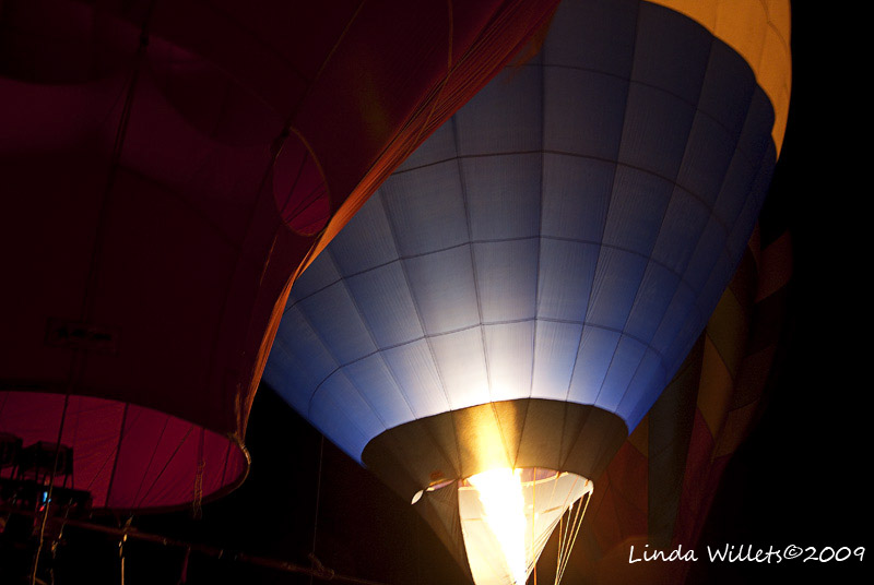 Gallup Balloon Rally- Friday