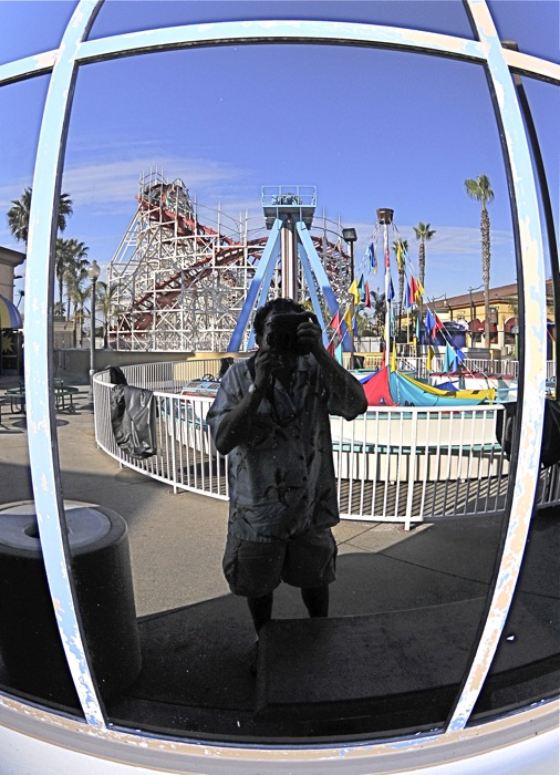 Belmont Park, Mission Beach - Lookin Fat
