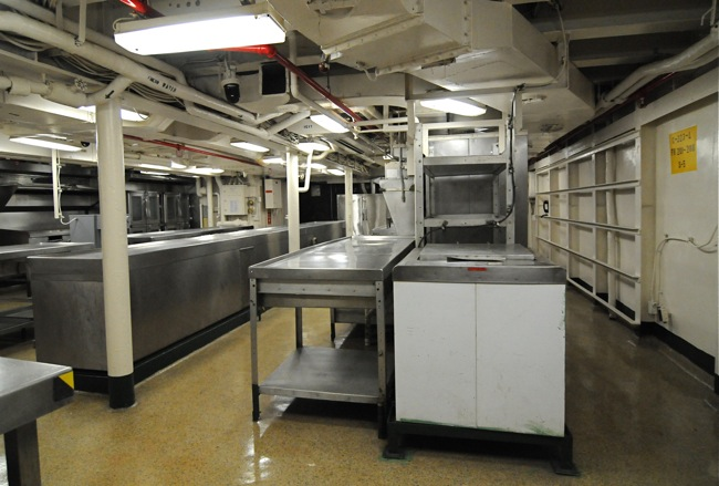 Officers Galley