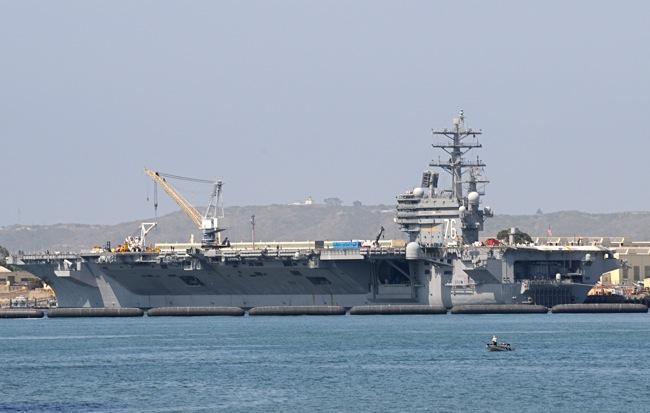 CVN76 - USS Ronald Reagan