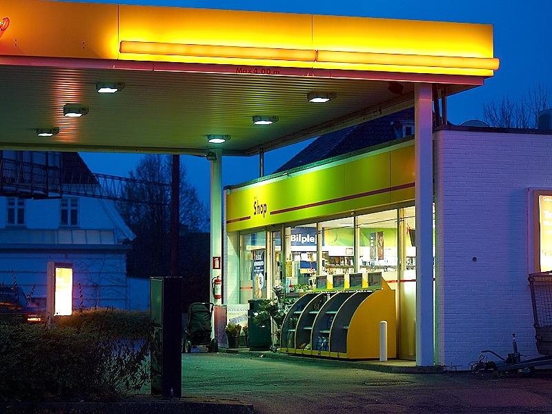 2008-11-27 Shell shop